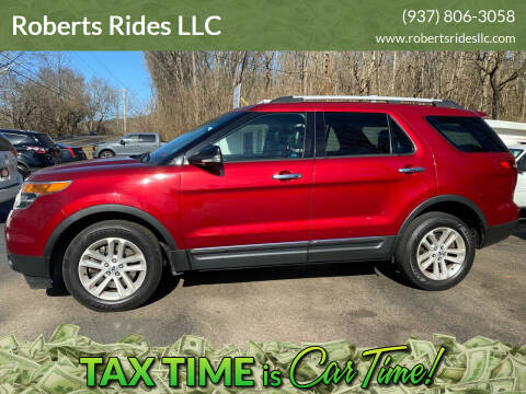 2014 Ford Explorer for sale at Roberts Rides LLC in Franklin OH