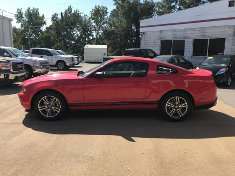 2011 Ford Mustang for sale at Northwood Auto Sales in Northport AL