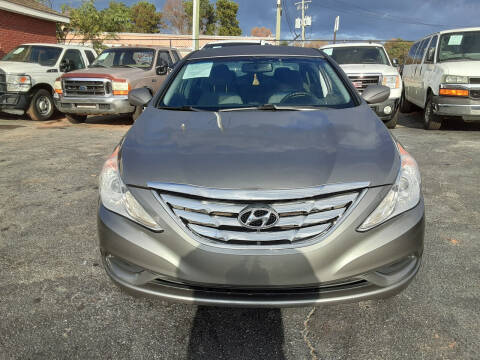 2012 Hyundai Sonata for sale at LOS PAISANOS AUTO & TRUCK SALES LLC in Peachtree Corners GA