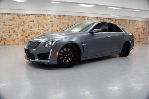 2018 Cadillac CTS-V for sale at Jerry's Buick GMC in Weatherford TX