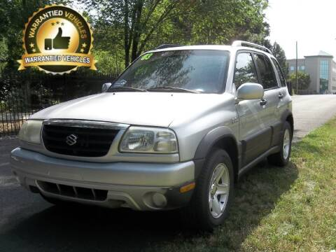 2003 Suzuki Grand Vitara for sale at Central Denver Auto Sales in Englewood CO