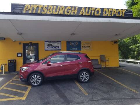 2017 Buick Encore for sale at Pittsburgh Auto Depot in Pittsburgh PA