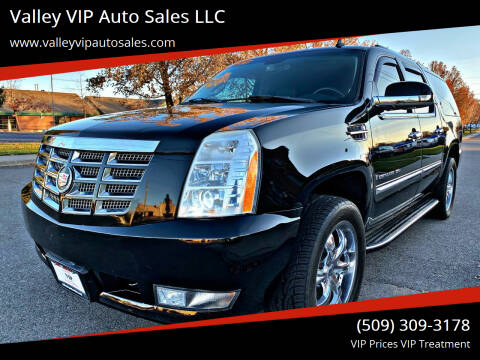 2007 Cadillac Escalade ESV for sale at Valley VIP Auto Sales LLC in Spokane Valley WA