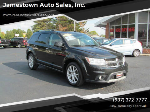 2013 Dodge Journey for sale at Jamestown Auto Sales, Inc. in Xenia OH