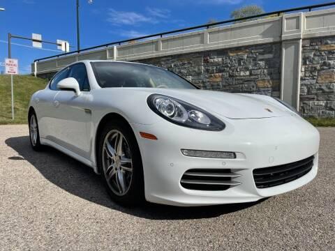 2015 Porsche Panamera for sale at Auto Gallery LLC in Burlington WI