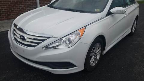 2014 Hyundai Sonata for sale at Precision Glass, Inc. in Christiansburg VA
