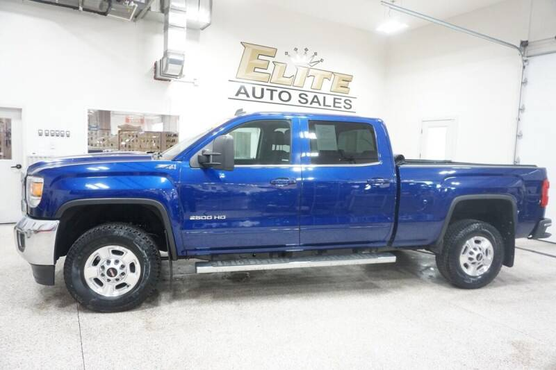 2015 GMC Sierra 2500HD for sale at Elite Auto Sales in Ammon ID