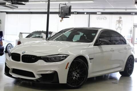 2018 BMW M3 for sale at Xtreme Motorwerks in Villa Park IL