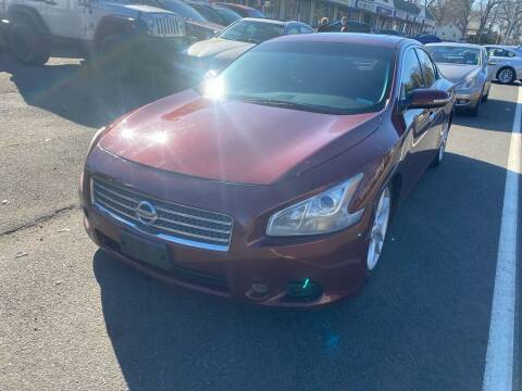 2009 Nissan Maxima for sale at Manchester Motors in Manchester CT