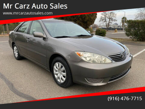 2005 Toyota Camry for sale at Mr Carz Auto Sales in Sacramento CA