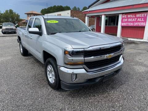 2017 Chevrolet Silverado 1500 for sale at Sell Your Car Today in Fayetteville NC