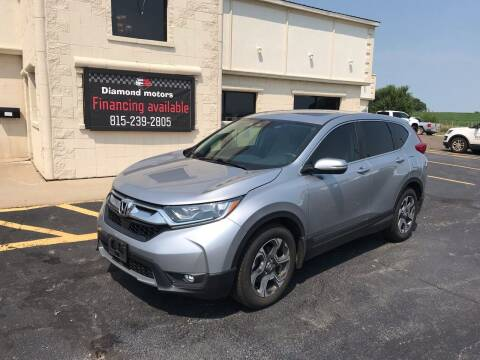 2018 Honda CR-V for sale at Diamond Motors in Pecatonica IL
