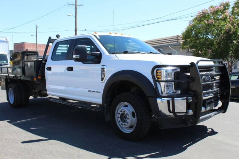 2018 Ford F-550 Super Duty for sale at CA Lease Returns in Livermore CA