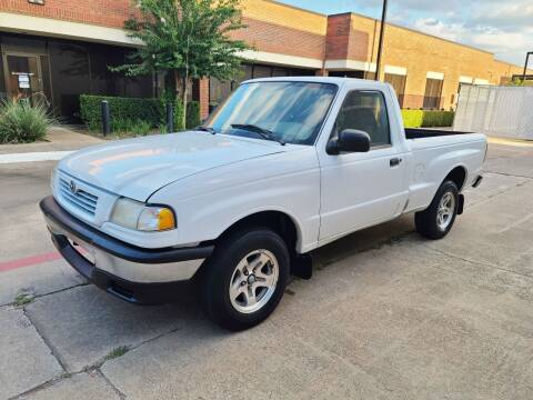 1999 Mazda B-Series Pickup for sale at DFW Autohaus in Dallas TX