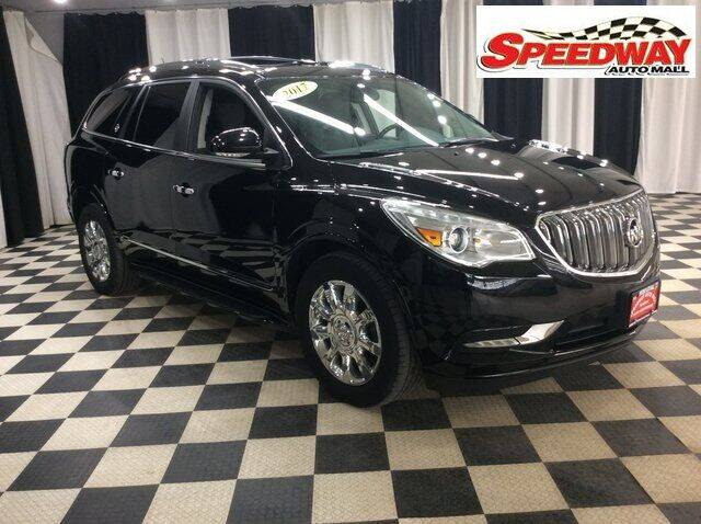 2017 Buick Enclave for sale at SPEEDWAY AUTO MALL INC in Machesney Park IL