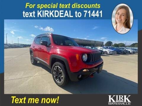 2015 Jeep Renegade for sale at Kirk Brothers Batesville in Batesville MS