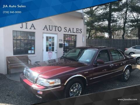 2008 Mercury Grand Marquis for sale at JIA Auto Sales in Port Monmouth NJ