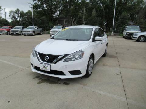 2017 Nissan Sentra for sale at Aztec Motors in Des Moines IA