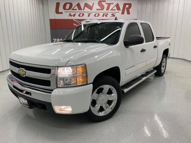 2011 Chevrolet Silverado 1500 for sale at Loan Star Motors in Humble TX
