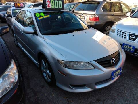 2004 Mazda MAZDA6 for sale at 5 Stars Auto Service and Sales in Chicago IL