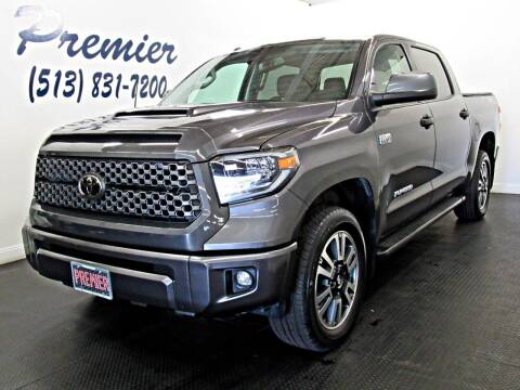2019 Toyota Tundra for sale at Premier Automotive Group in Milford OH
