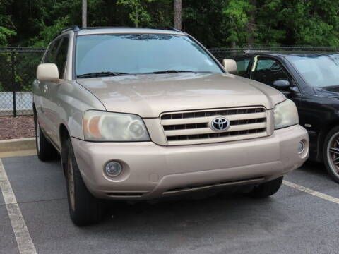 2005 Toyota Highlander for sale at Southern Auto Solutions - BMW of South Atlanta in Marietta GA