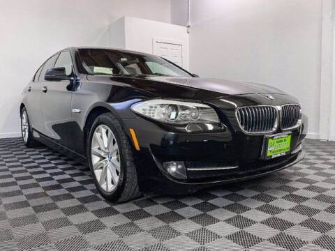 2011 BMW 5 Series for sale at Sunset Auto Wholesale in Tacoma WA