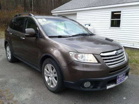 2008 Subaru Tribeca for sale at Quest Auto Outlet in Chichester NH