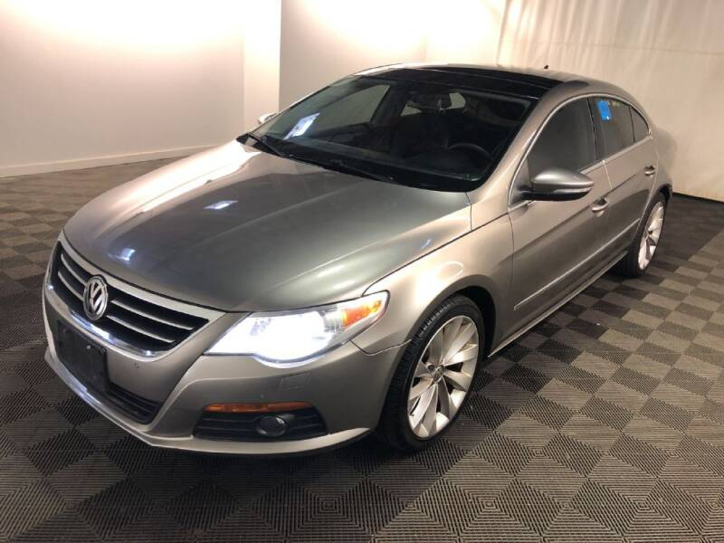 2009 Volkswagen CC for sale at RT28 Motors in North Reading MA