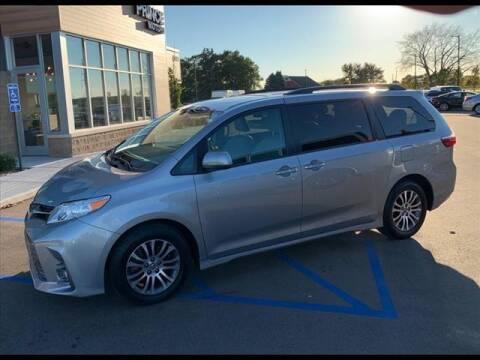 2018 Toyota Sienna for sale at PRINCE MOTORS in Hudsonville MI