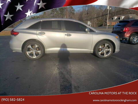 2011 Toyota Venza for sale at Carolina Motors at the Rock in Rockingham NC