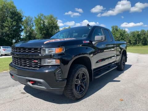 2019 Chevrolet Silverado 1500 for sale at IH Auto Sales in Jacksonville NC