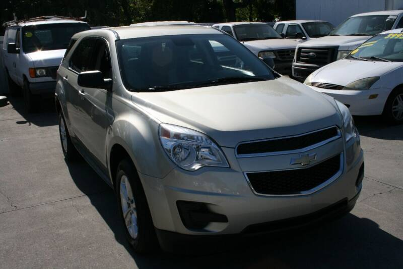 2014 Chevrolet Equinox for sale at Mike's Trucks & Cars in Port Orange FL