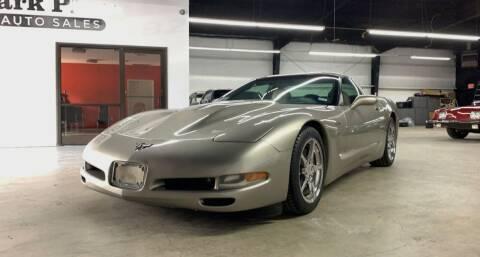 2000 Chevrolet Corvette for sale at PARK PLACE AUTO SALES in Houston TX