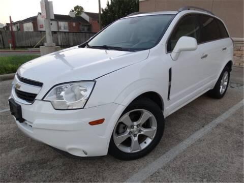 2013 Chevrolet Captiva Sport for sale at Abe Motors in Houston TX