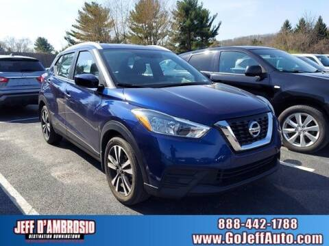 2018 Nissan Kicks for sale at Jeff D'Ambrosio Auto Group in Downingtown PA