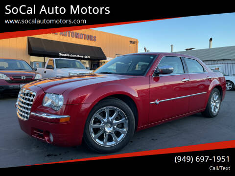 2006 Chrysler 300 for sale at SoCal Auto Motors in Costa Mesa CA