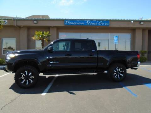 2019 Toyota Tacoma for sale at Family Auto Sales in Victorville CA