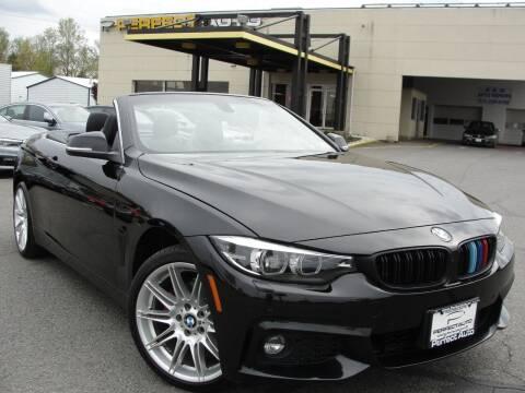 2018 BMW 4 Series for sale at Perfect Auto in Manassas VA