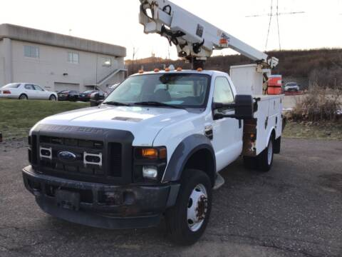 2009 Ford F-450 for sale at Sparkle Auto Sales in Maplewood MN