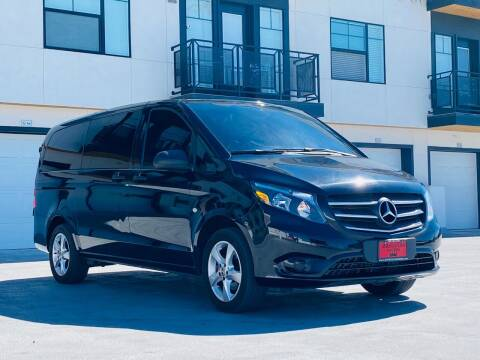 2018 Mercedes-Benz Metris for sale at Avanesyan Motors in Orem UT