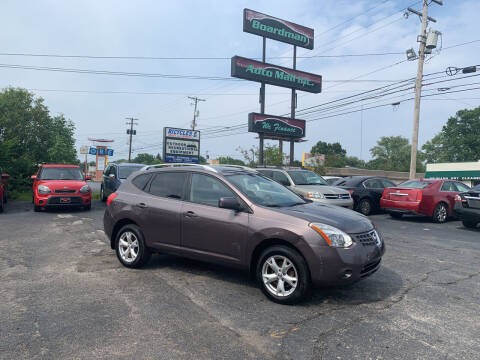 2009 Nissan Rogue for sale at Boardman Auto Mall in Boardman OH