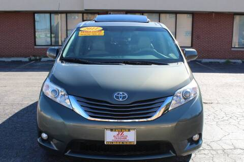 2011 Toyota Sienna for sale at JZ Auto Sales in Summit IL