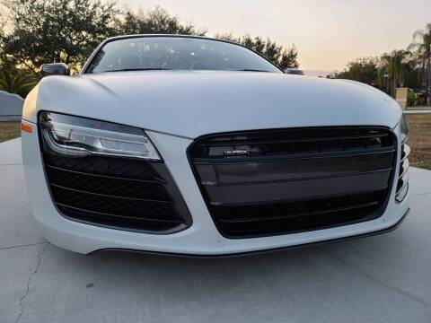 2014 Audi R8 for sale at Monaco Motor Group in Orlando FL