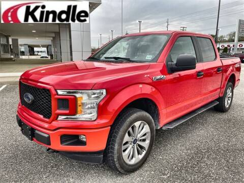 2018 Ford F-150 for sale at Kindle Auto Plaza in Middle Township NJ