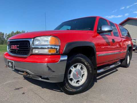 2000 GMC Sierra 1500 for sale at LUXURY IMPORTS in Hermantown MN