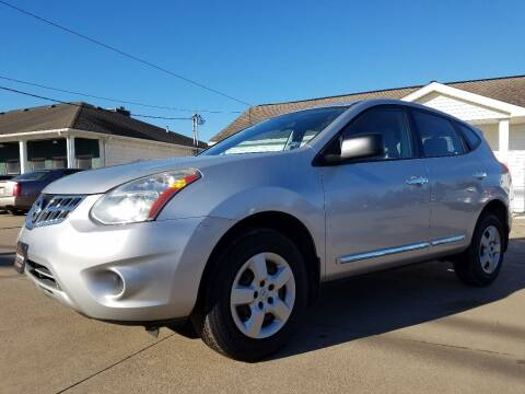2013 Nissan Rogue for sale at CarNation Auto Group in Alliance OH