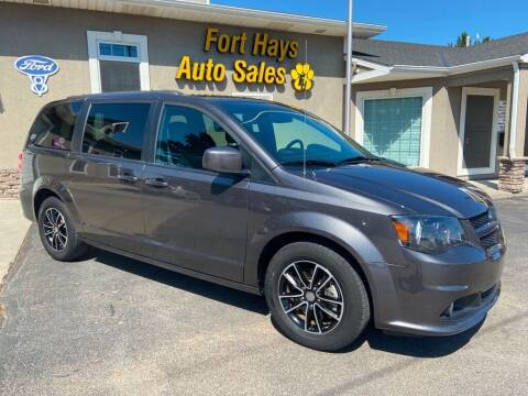 2019 Dodge Grand Caravan for sale at Fort Hays Auto Sales in Hays KS