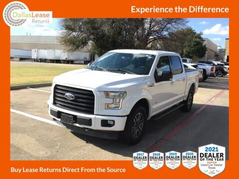 2017 Ford F-150 for sale at Dallas Auto Finance in Dallas TX