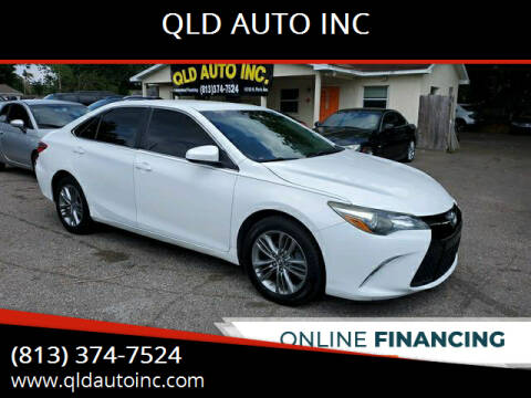 2015 Toyota Camry for sale at QLD AUTO INC in Tampa FL